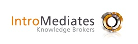 IntroMediates -cutting edge technology Logo